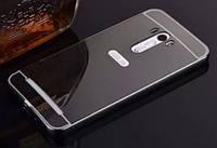 Чехол бампер для Asus ZenFone 3 ZE552KL зеркальный Брак