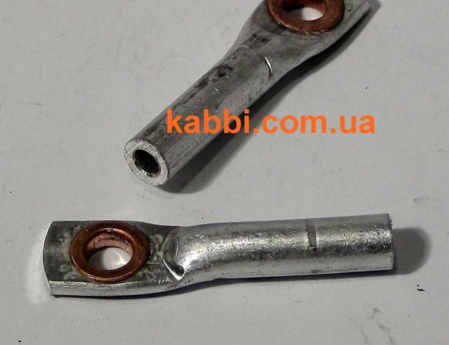 наконечник медно-алюминиевый там dtl 16-мм-ма kabbi.com.ua