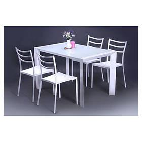 Комплект Мускат стол + 4 стула (YS2508M + YS2501) (AMF-ТМ)