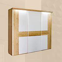 Спальня Кремена ЮрВит (комплект) Шкаф №2 210 см