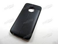 TPU чехол Auto Focus Motorola Moto G5 Plus (черный), фото 1