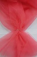 Евросетка (фатин) № 410 цвет - персик