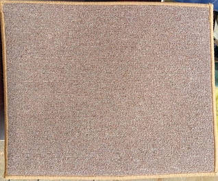 Электро-коврик для ног 50*80 см Бежевый