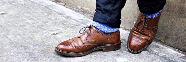 Уход за коричневой кожаной обувью – не доставит сложностей