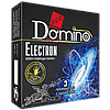"""Оральные презервативы с ароматом мяты, лаванды и банана """"Электрон"""" Domino Premium, 3 шт."""