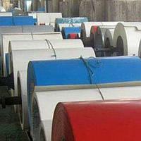 Китайская горячеоцинкованная сталь с полимерным покрытием в рулонах цинкование 60г.