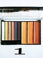 Набор консилер,хайлайтер,тени для бровей №0918