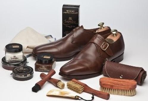 Уход за кожаной обувью в домашних условиях