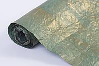 Бумага жатая подарочная в ЗОЛОТЕ, фото 1