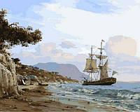 Картина по номерам Высадка на берег (VP854) 40 х 50 см DIY Babylon