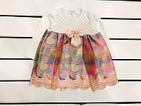 Платья для девочки 12-24 месяцев