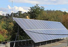 Сетевая СЭС 10 кВт для собственных нужд