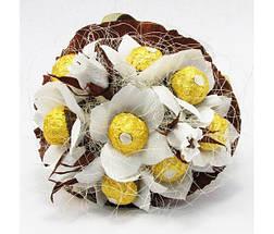 Букет из конфет Лотосы 11, фото 2
