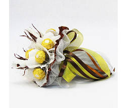 Букет из конфет Лотосы 11, фото 3
