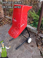 Дробилка садовая б/у из Германии, Variolux 1800 Вт, измельчитель веток и садового мусора