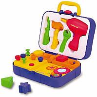 Набор для ролевых игр МАЛЕНЬКИЙ СТОЛЯР (звук) Kiddieland preschool (027722)