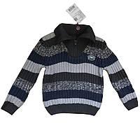Теплый вязаный свитер для мальчика 98см 3 года Sergent Major Франция