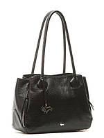 Повседневная сумка женская кожаная L-DF51753