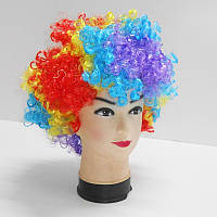 Парик цветной Клоун 94836