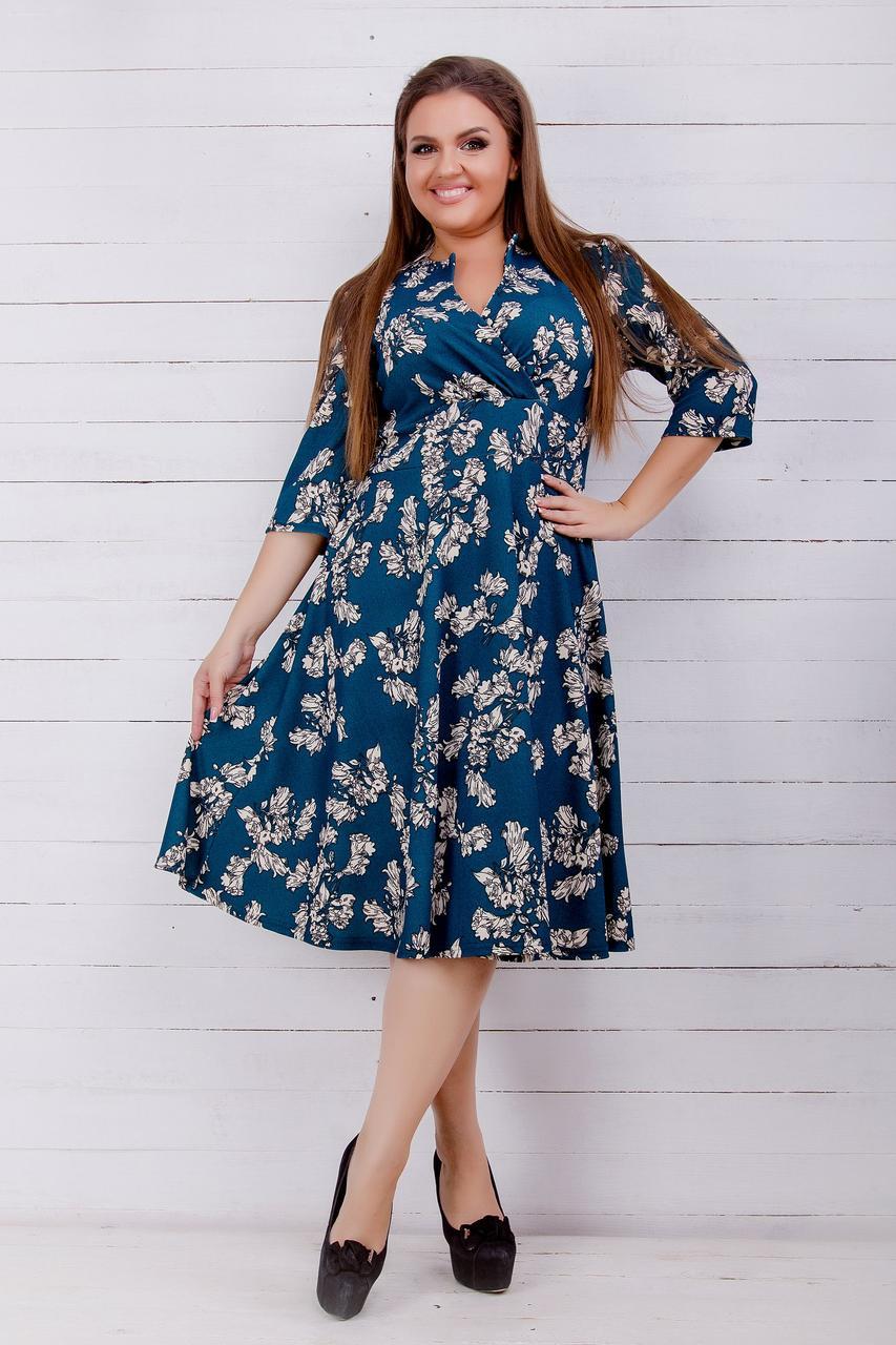 Женское платье (46-60) 8199