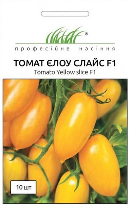 Семена томатов Елоу Слайс F1 10 шт, Dorsing Seeds