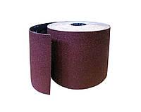 Шлифовальная шкурка на тканевой основе 200 мм ×50 м зерно К 100 HTtools