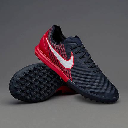 Сороконожки Nike MagistaX Finale II TF 844446-061 (Оригинал), фото 2