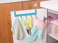 Универсальный держатель для полотенец и кухонных принадлежностей