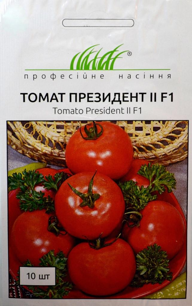 Семена томатов Президент II F1 10 шт, Seminis