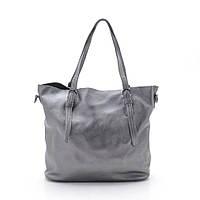 Женская кожаная сумка 6004-2 tin ash