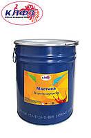 Мастика битумно-каучуковая, кровельная мастика для гидроизоляции