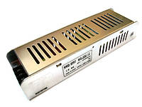 Блок питания для светодиодной ленты 12в 200 Вт MS-200-12 узкий