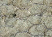Мат прошивной М100 обкладка сеткой Манье, толщина 100мм