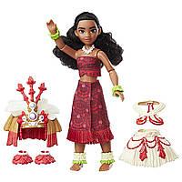 Дисней кукла Моана в церемониальной одежде  Disney Moana Ceremonial Dress
