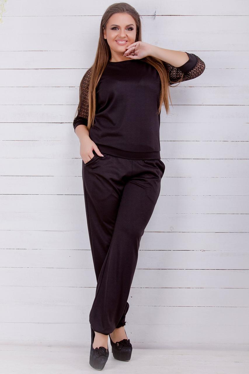 Женский  спортивный костюм (50-60) 8198