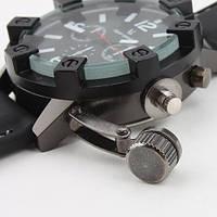 Часы мужские V6 Super Speed black-white