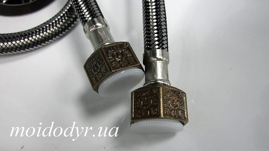 Шланг декоративный для подключения смесителя (2 шт)