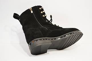 Замшевые женские ботинки Selesta, фото 3
