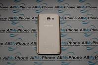 Задняя панель корпуса Samsung Galaxy A5/A520 Золотая