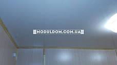 Мобильный офис (5.5 х 3 м.) на склад, на основе цельно-сварного металлокаркаса., фото 3