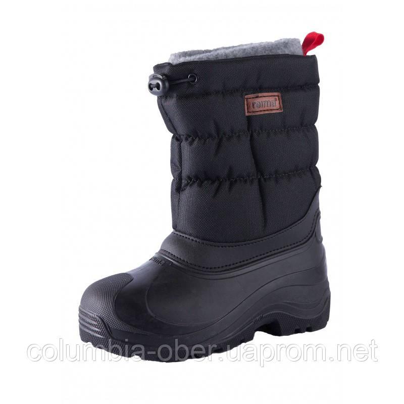 ec4c603db Зимние сапоги - сноубутсы для мальчика Reima 569329-9990. Размер 28/29 .