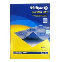 """Бумага копировальная A4 100 листов """"Pelikan"""" 8469-BL (синяя)"""