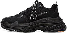 Женские кроссовки Balenciaga Tripe-S Black