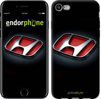 "Чехол на iPhone 7 Hond. Logo v2 ""3114c-336-9076"""