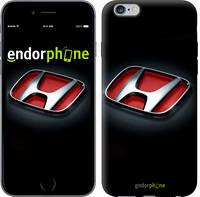 "Чехол на iPhone 6 Plus Hond. Logo v2 ""3114c-48-9076"""