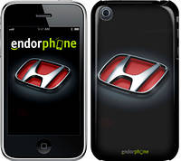 "Чехол на iPhone 3Gs Hond. Logo v2 ""3114c-34-9076"""