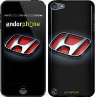 "Чехол на iPod Touch 5 Hond. Logo v2 ""3114c-35-9076"""