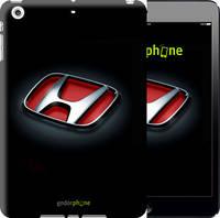 "Чехол на iPad mini 3 Hond. Logo v2 ""3114c-54-9076"""