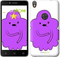 "Чехол на iPhone X Принцесса Пупырка. Adventure Time. Lumpy Space Princess v2 ""1221c-1050-9076"""