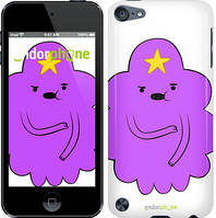 "Чехол на iPod Touch 5 Принцесса Пупырка. Adventure Time. Lumpy Space Princess v2 ""1221c-35-9076"""